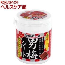 ノーベル製菓 男梅 シートボトル(75g)【男梅】
