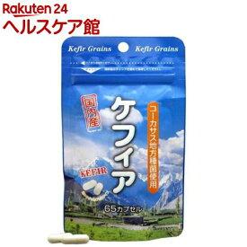 新ケフィア粒(65カプセル)【ユウキ製薬(サプリメント)】