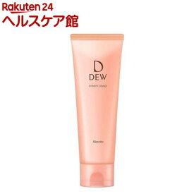 DEW クリームソープ(125g)【DEW(デュー)】[保湿 洗顔フォーム]