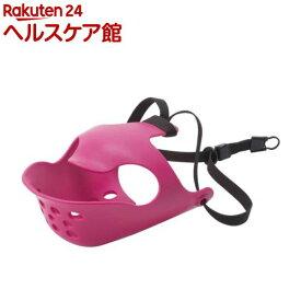 オッポ クァックフェイス Lサイズ ピンク(1コ入)