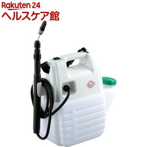 セフティー3 電池式噴霧器 5L SSD-5(1コ入)【セフティー3】