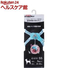 フットボーンハーネス 超小型犬用(1コ入)【ドギーマン(Doggy Man)】
