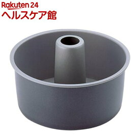 ブラックフィギュア シフォンケーキ焼型 18cm D-062(1コ入)【ブラックフィギュア】