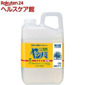 ヤシノミ洗剤 業務用(2.7L)【spts6】【ヤシノミ洗剤】