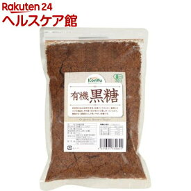 有機黒糖(500g)【健友交易】