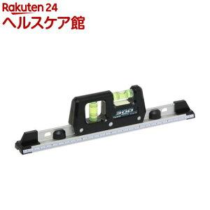 タジマ マグネット付 ワイドスコープレベル 300mm WLM-300(1本)【タジマ】