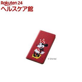 レイアウト Xperia Z3用 ディズニーポップアップブック 合皮/ミニー RT-DSO01GJ/MN(1コ入)【レイ・アウト】