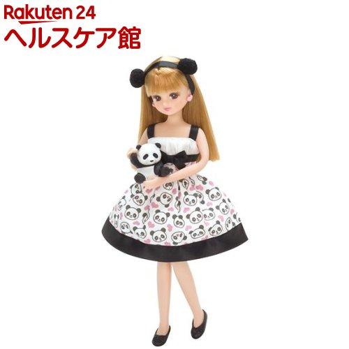 リカちゃん ドール LD-07 チャオチャオパンダ(1セット)【リカちゃん】