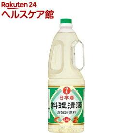 日の出 料理清酒 酒類調味料 ペット(1800ml)【日の出】