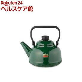 ハニーウェア ソリッド ケトル 2.3L グリーン SD-2.3K・G(1コ入)【ハニーウェア】