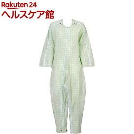 フドー ねまき 5型 スリーシーズン みどり格子 S(1枚入)【フドー】