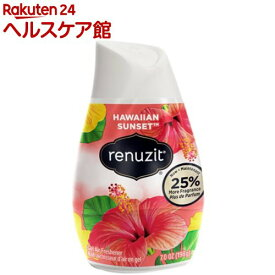 リナジット エアーフレッシュナー ハワイアンサンセット(198g)【リナジット(Renuzit)】