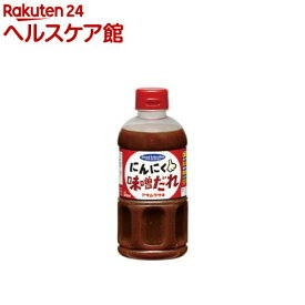 アサムラサキ にんにく味噌だれ(500ml)【more30】