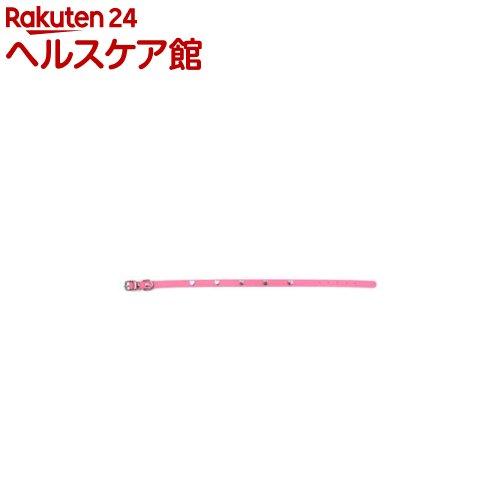 ダブルレザー カラー ハート 3L 桃(1コ入)