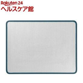 ハチ クールアルミプレート シリコンエッジ L(1枚入)【ハチ(hachi)】