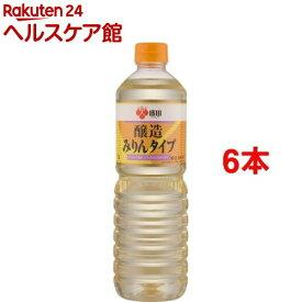 醸造みりんタイプ(1L*6コ)【盛田(MORITA)】