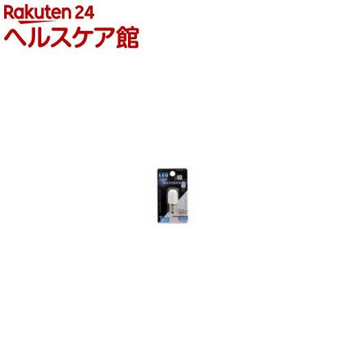 LEDナツメ球 昼白色 T20E17 0.8W(N) LDT1N-H-E17 11(1コ入)