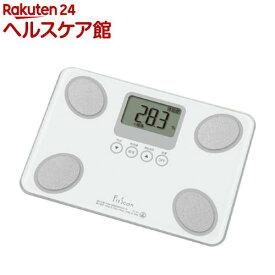 タニタ 体組成計 フィットスキャン ホワイト FS-101-WH(1台)【タニタ(TANITA)】