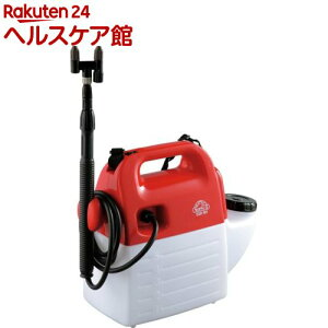 セフティー3 ハイパワー電池式噴霧器 5L SSD-5H(1台)【セフティー3】