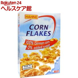 ハーネ コーンフレーク 砂糖不使用(375g)