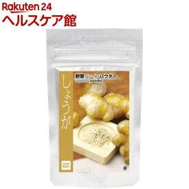 野菜ファインパウダー しょうが(25g)【野菜ファインパウダー】