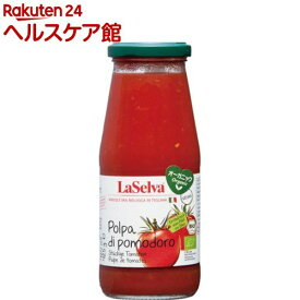 ラセルバ オーガニックざく切りトマト(425g)【ラセルバ】[缶詰]