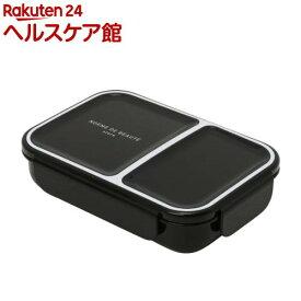 DSK NORME DE BEAUTE ランチボックス700 ブラック(1個)【DSK】