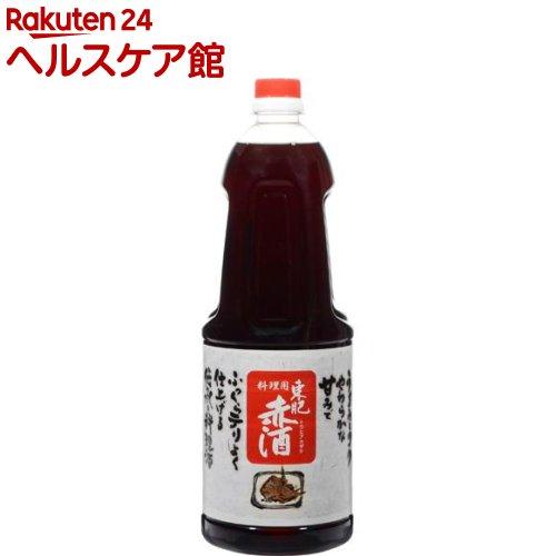 東肥赤酒 料理用 雑酒(1) PET(1.8L)