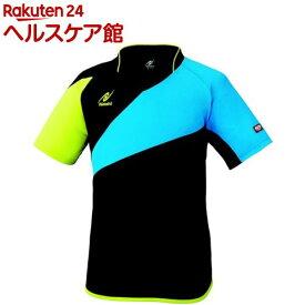 ニッタク ゲームシャツ パレットIIシャツ ブラック 130サイズ(1枚入)【ニッタク】
