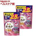 ボールド ジェルボール3D 癒しのプレミアムブロッサムの香り つめかえ用 超ジャンボ(44コ入*2コ入)【ボールド】