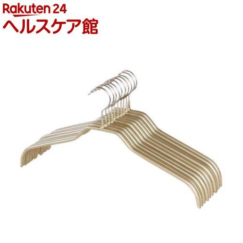 マワハンガー レディースハンガー ゴールド(10本組)【マワ(MAWA)】