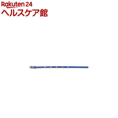 ダブルレザー カラー フラワー 3L 青(1コ入)