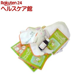 honoka(ほの花) ハートフルベビーマッサージセット(1セット)【honoka(ほのか)】