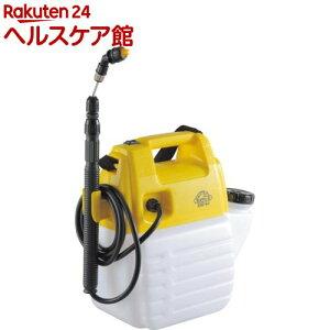 セフティー3 除草剤用 電池式噴霧器 5L SSD-5J(1コ入)【セフティー3】