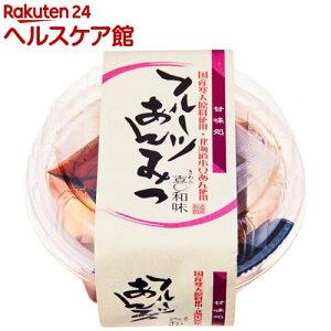 遠藤製餡 甘味処 フルーツあんみつ(250g)