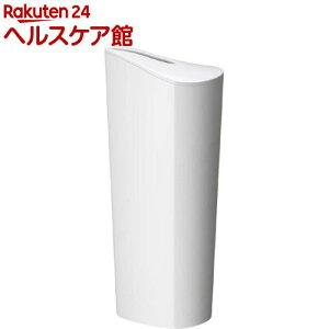 タオ スリムティッシュケース ホワイト(1コ入)【タオ】