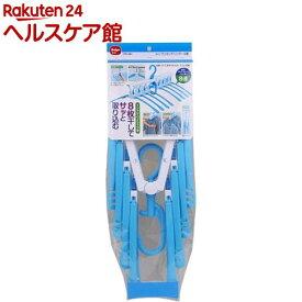 ダイヤ ワンタッチハンガー8連(1コ入)【Daiya(ダイヤ)】