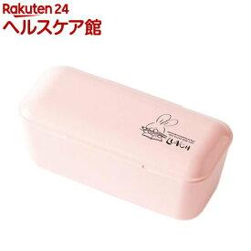 弁当箱 Roof レディースランチ1段 バニー ピンク T-96466(1個)