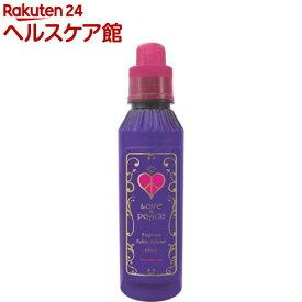 ラブ&ピース フレグランス ファブリックソフナー(600mL)【ラブアンドピース】[柔軟剤]