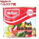 ミッドランド ポークランチョンミート うす塩味(300g)