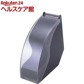 コーヒーフィルターケース ブラック(1コ入)【下村企販】