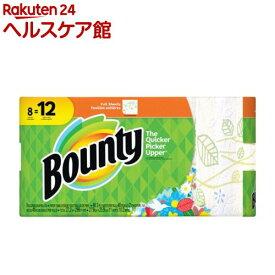 バウンティ ジャイアントペーパータオル(48カット*8ロール)【バウンティ(Bounty)】[キッチンペーパー]