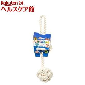 ドギーマン コットンボーループ(Sサイズ)【more30】【ドギーマン コットンシリーズ】