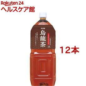 桂香園 烏龍茶(2L*6本入*2コセット)【桂香園】