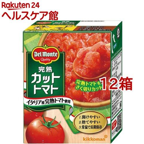 デルモンテ 完熟カットトマト(388g*12コ)