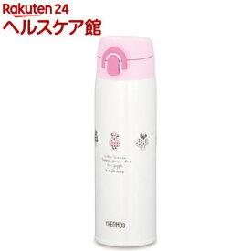 サーモス 調乳用ステンレスボトル 0.5L JNX-500DS LP(1コ入)【サーモス(THERMOS)】