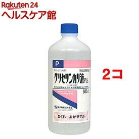 グリセリンカリ液P「ケンエー」(500ml*2コセット)【ケンエー】