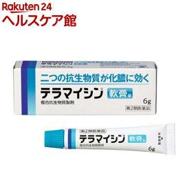 【第2類医薬品】テラマイシン軟膏a(6g)【more30】