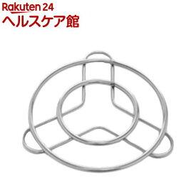 ステンレス製 五徳リング A-76869(1コ入)【アーネスト】