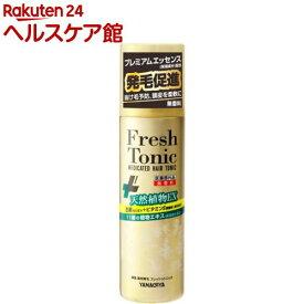 柳屋 薬用育毛フレッシュトニック プレミアムエッセンス 無香料(190g)【柳屋】